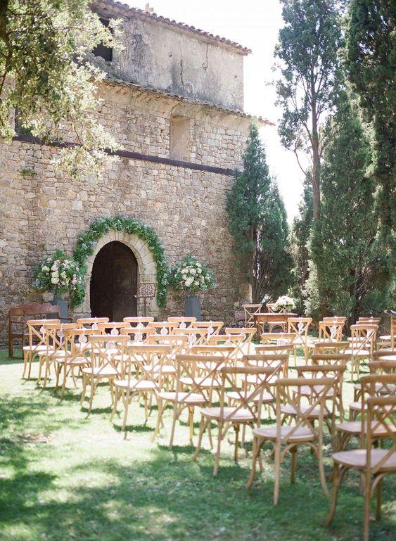 wedding venue x