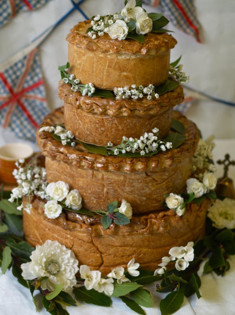 pork-pie-wedding-cake